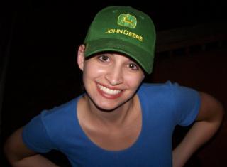 John Deere Hoodies For Women