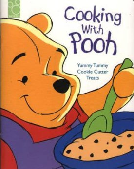Cooking with Pooh Hahahah