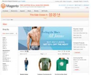 Magento Ecommerce Shopping Solutions