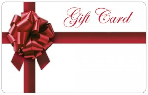 Ecommerce Gift Cards