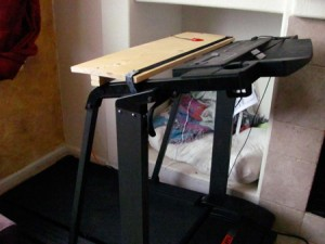 Treadmill Desk Hack