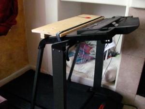 Treadmill Desk Hack
