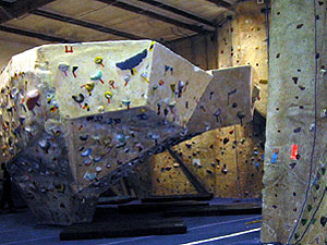 Rockreation Rock Climbing Gym