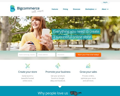 Bigcommerce Designers
