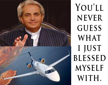 How Benny Hinn Hurts America