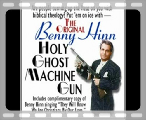 Cheating Benny Hinn