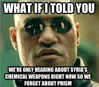 Funny Syria Chemical Weapons
