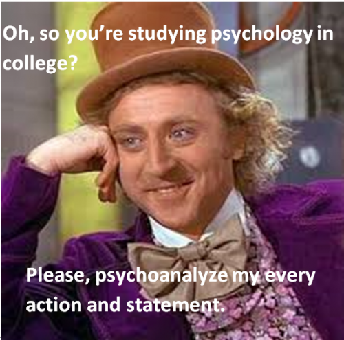 Willy Wonka Psychology Funny