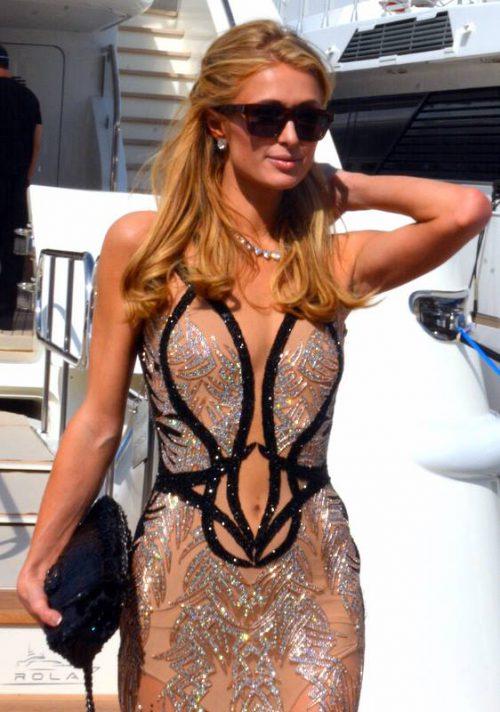 Paris Hilton Thanks You For Your Cash